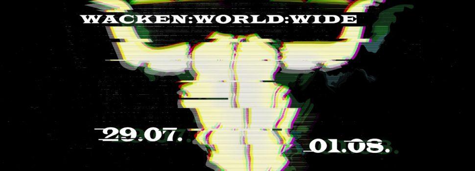 """Das erste digitale Streaming-Festival """"Wacken World Wide"""" – von29. Juli bis 01. August 2020"""