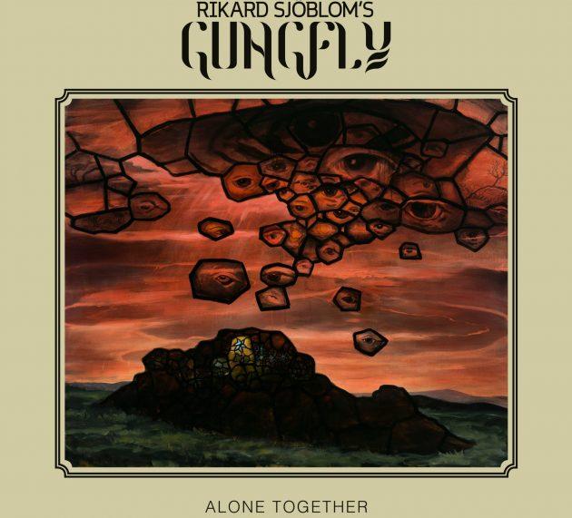 Prog-Rock-Review: Rikard Sjöblom's Gungfly – Alone Together