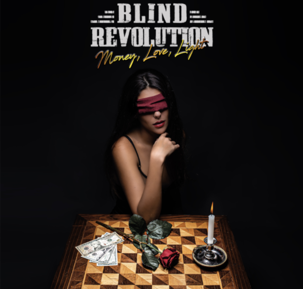 Hard Rock-Review: BLIND REVOLUTION – MONEY, LOVE, LIGHT