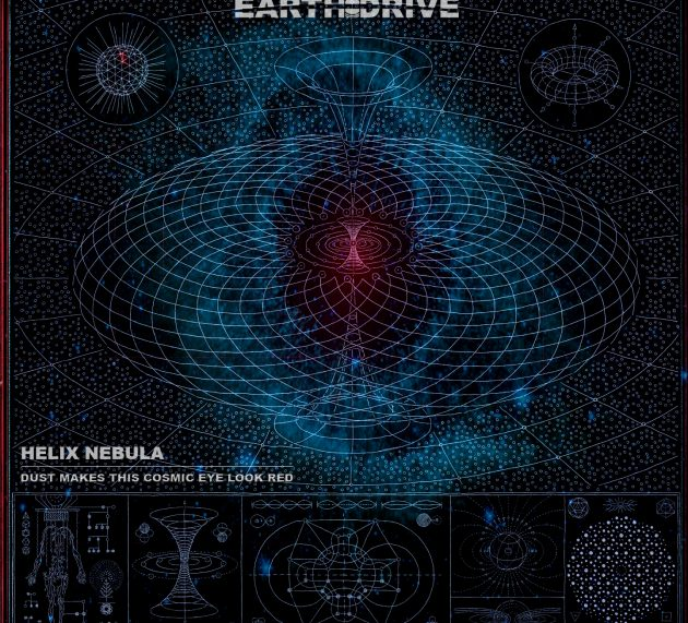 Metal Review: Earth Drive – Helix Nebula