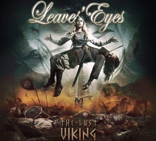 Metal-Review: LEAVES' EYES – The Last Viking