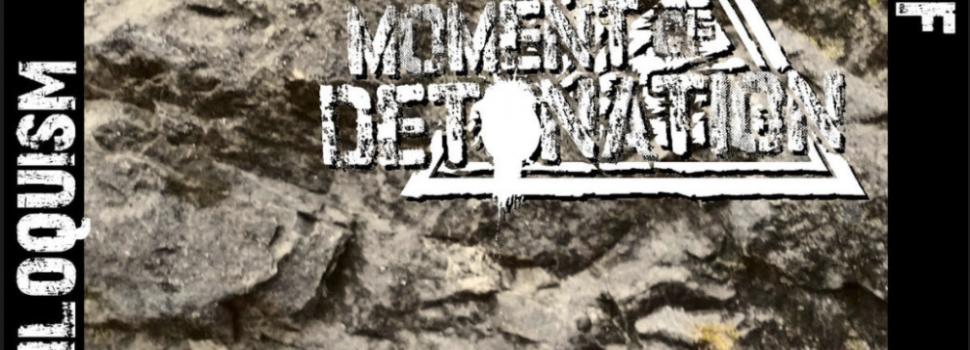 Metal-Review: MOMENT OF DETONATION – UNCONSCIOUS ACTS OF RETROSPECTIVE VENTRILOQUISM