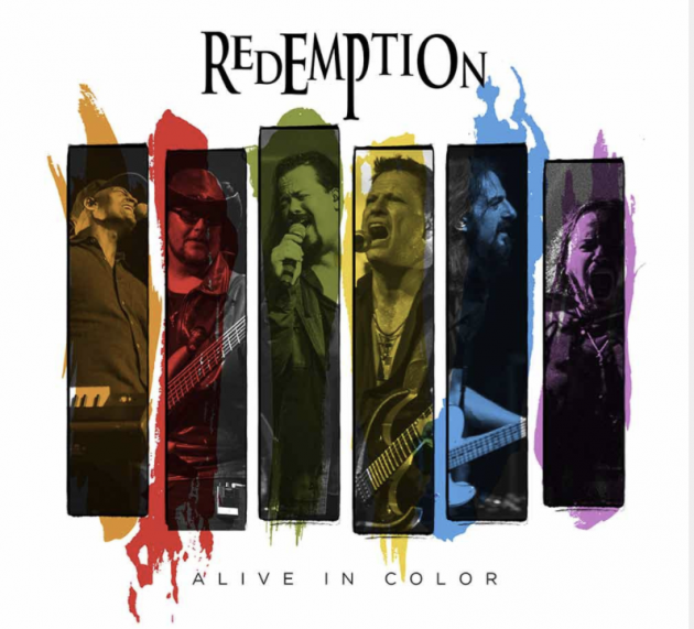 REDEMPTION – Alive In Color
