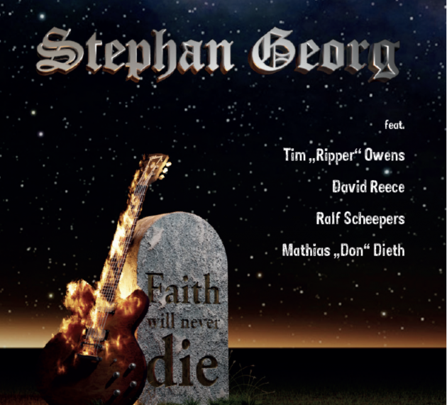 Stephan Georg – Faith will never die