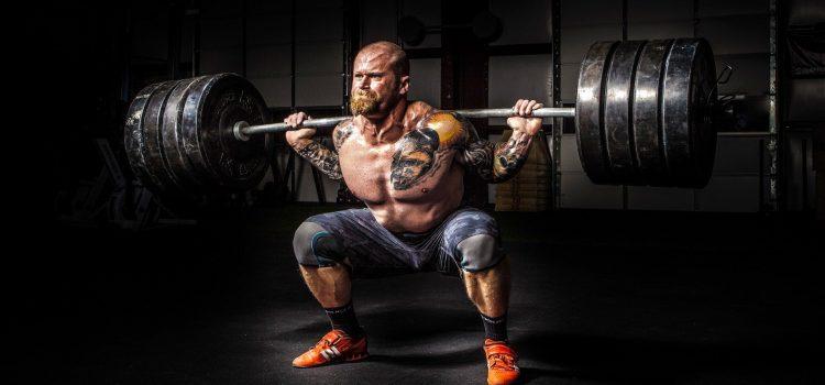 Metal darf auch beim Workout nicht fehlen