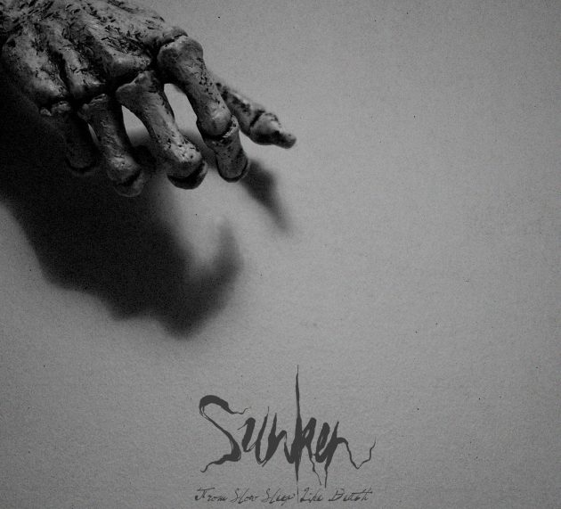 Metal-Review: SUNKEN (FIN) – FROM SLOW SLEEP LIKE DEATH