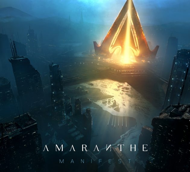 Metal-Review: AMARANTHE – Manifest