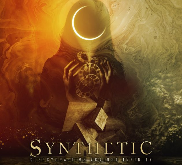 Metal-Review: SYNTHETIC – Clepsydra: Time Against Infinity