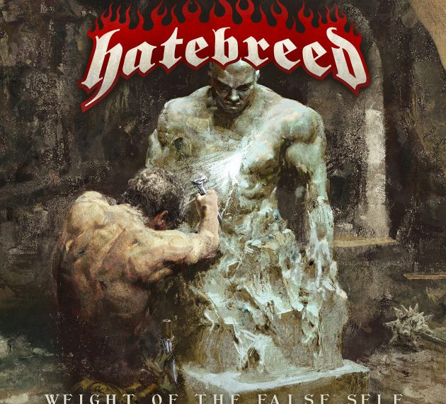 Metal-Review: HATEBREED – Weight Of The False Self