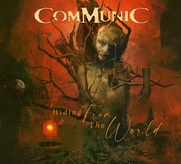 Metal-Review: COMMUNIC – HIDING FROM THE WORLD