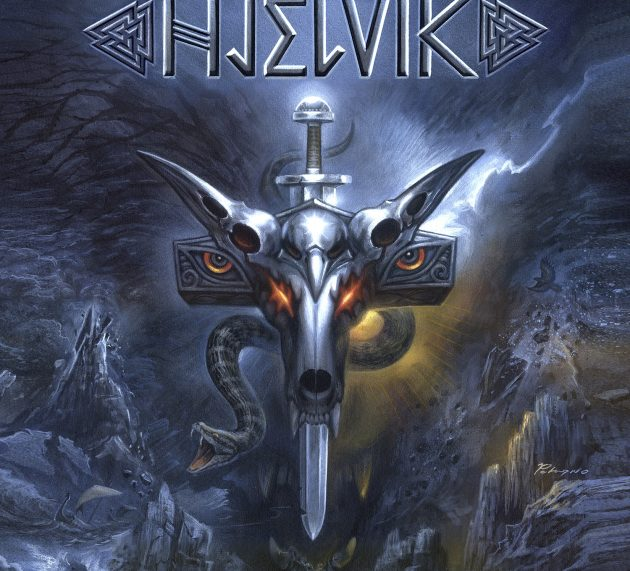 Metal-Review: HJELVIK – Welcome to Hel