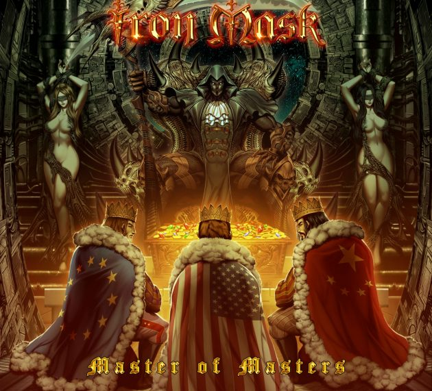Metal-Review: IRON MASK – MASTER OF MASTERS