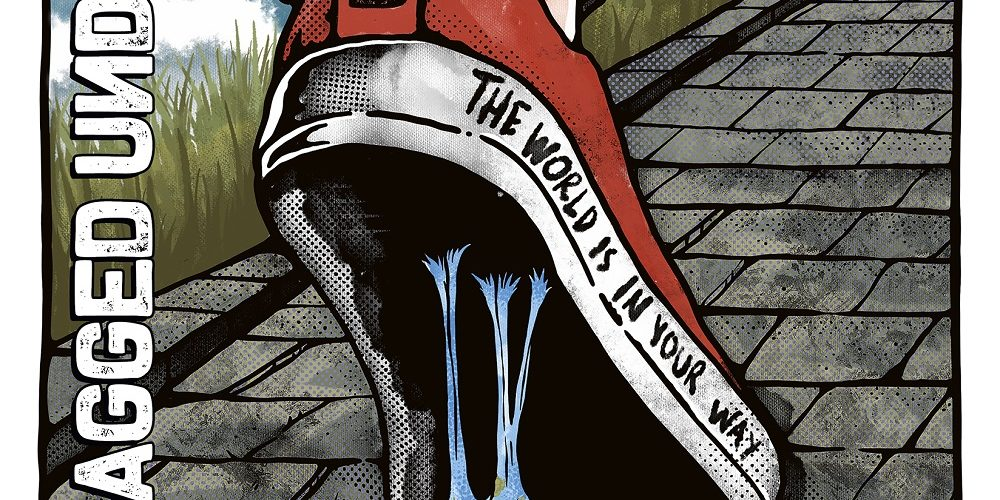 """Dragged Under – Deluxe-Version des Debütalbums """"The World Is In Your Way"""" mit zwei Bonustracks"""