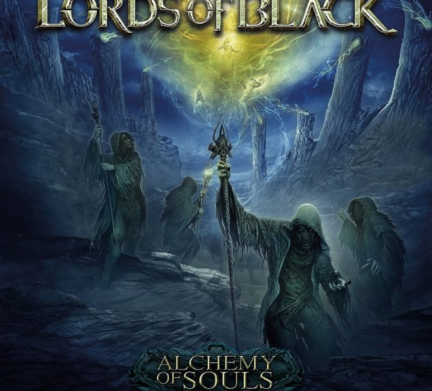 Lords of Black – Alchemy of Souls