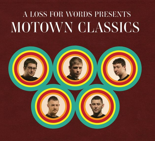 A Loss For Words ‎– Motown Classics