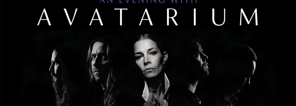 """Avatarium  Live – zu hören am neuen Album """"An Evening With Avatarium"""""""