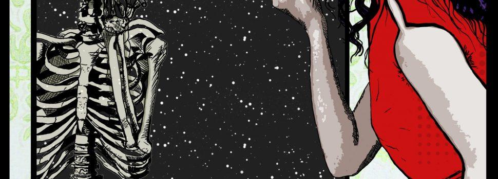 Ghost:Hello und Night Goat – Split