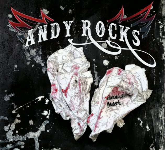 Andy Rocks –PORCELAIN HEART