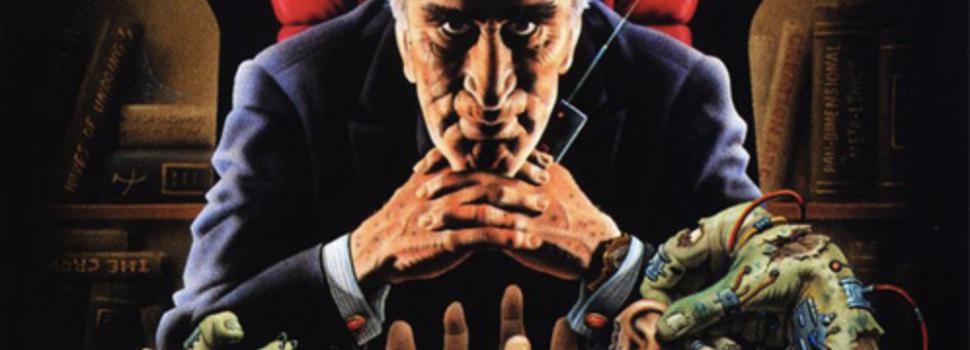 Intruder – Psycho Savant