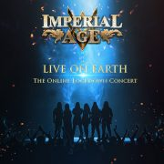 IMPERIAL AGE – Live On Earth – Die Online Lockdown Live DVD