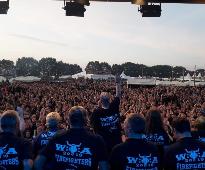 Interview mit den Wacken Firefighters – Teil 2