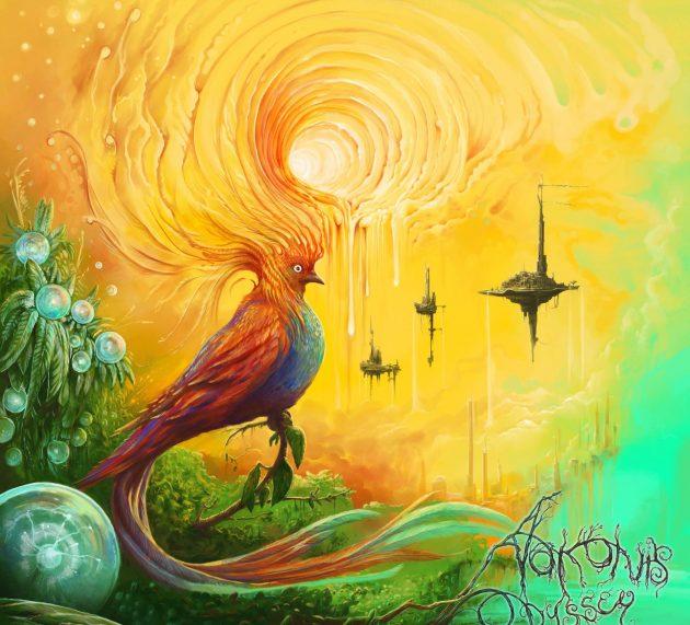 Prog-Metal Review: Vokonis – Odyssey
