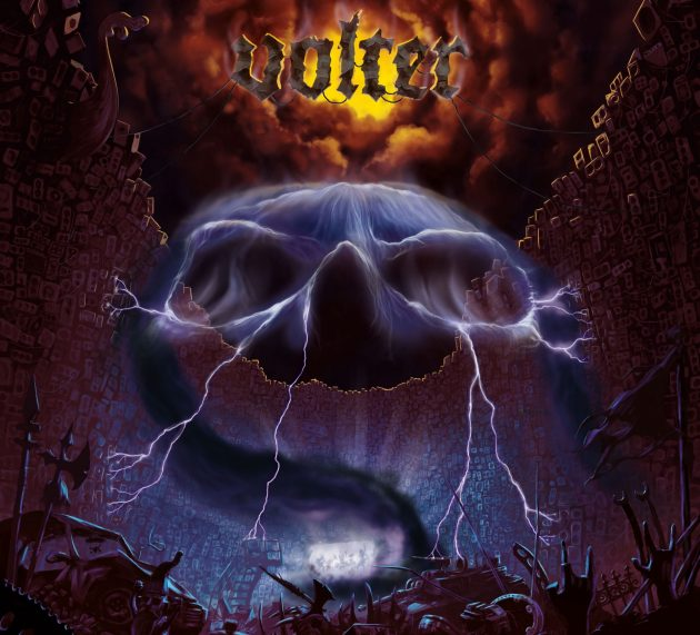 VOLTER – High Gain Overkill