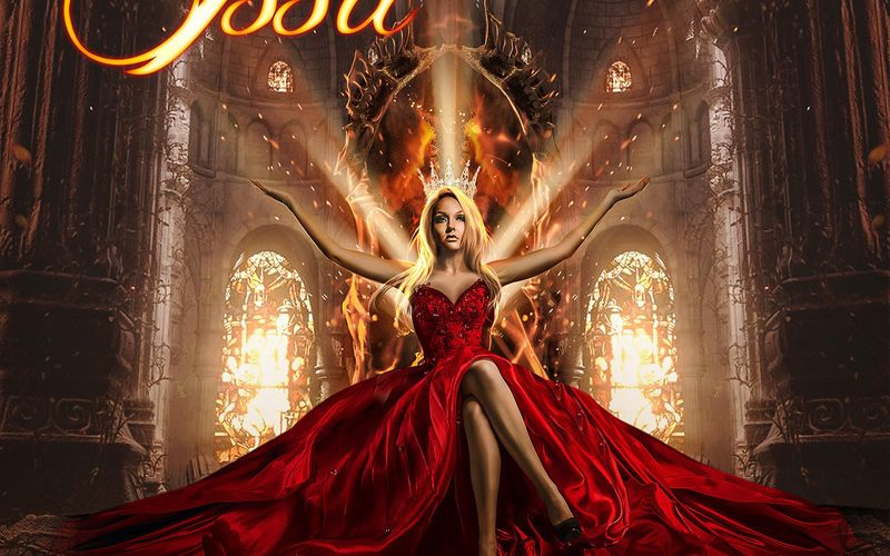Rock-Review: ISSA – Queen Of The Broken Hearts