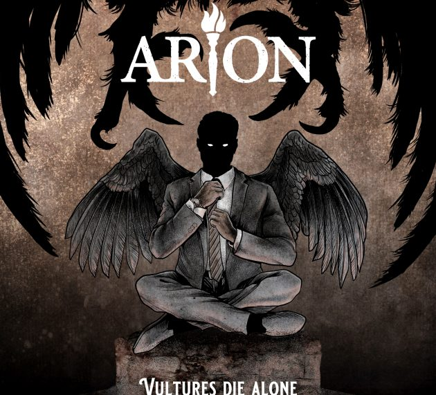 Melodic Metal-Review: ARION – VULTURES DIE ALONE