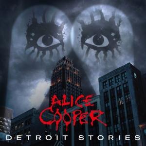 Hards-Rock Review: Alice Cooper – Detroit Stories