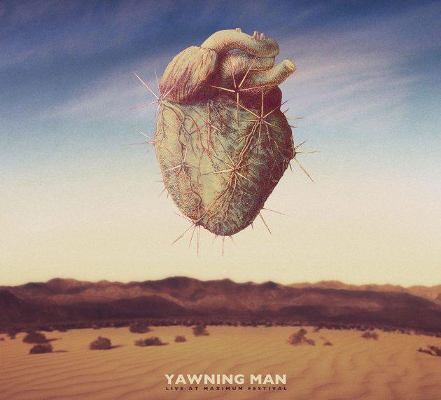 Yawning Man – Live At Maximum Festival Reissue