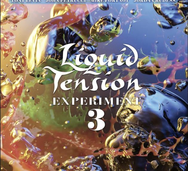 Progressive Metal-Review: LIQUID TENSION – EXPERIMENT 3