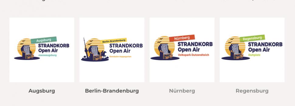 Das STRANDKORB Open Air startet im Sommer neu durch