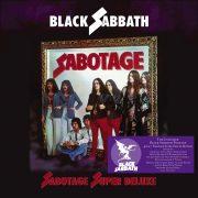 BLACK SABBATH Neuveröffentlichung – Super Deluxe Edition vonSABOTAGE