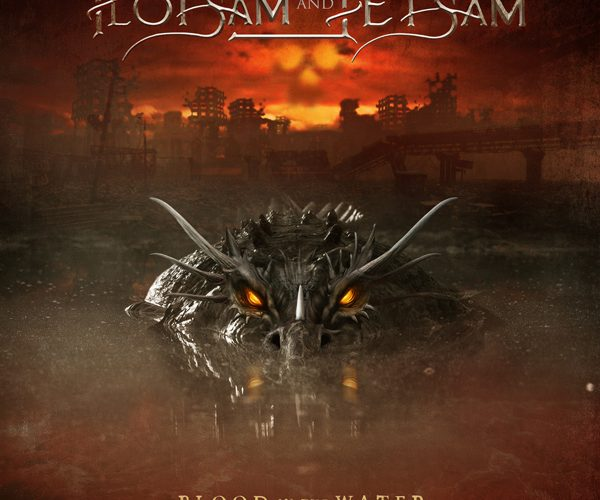 Metal-Review: FLOTSAM AND JETSAM – BLOOD IN THE WATER