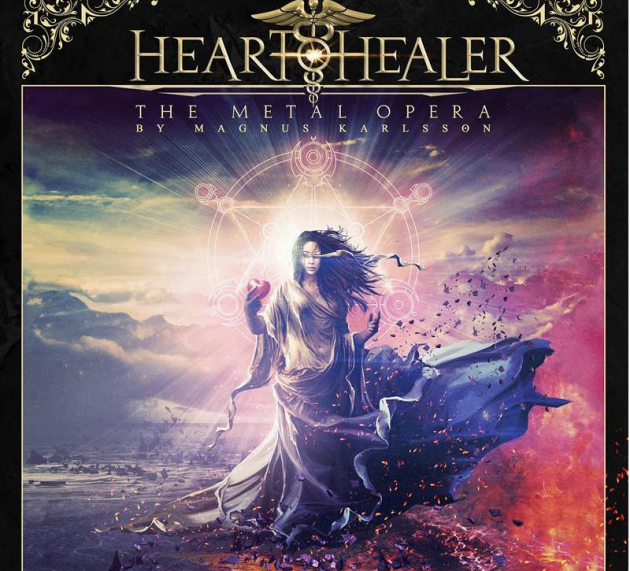 HEART HEALER – The Metal Opera by Magnus Karlsson