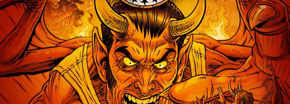 Heavy Metal-Review: MOTORJESUS– Hellbreaker
