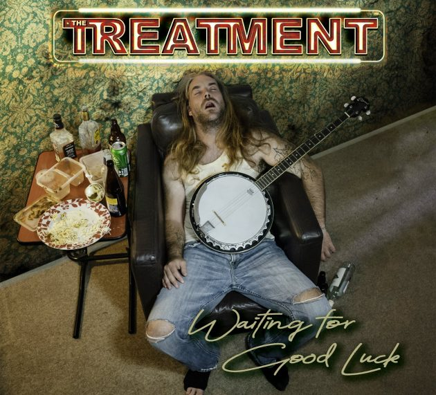 Metal-Review: THE TREATMENT – Waiting For Good Luck