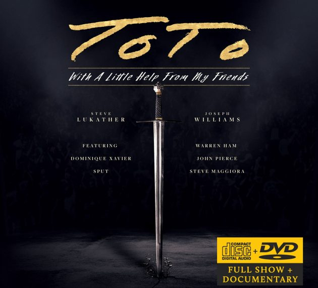 TOTO – WITH A LITTLE HELP FROM MY FRIENDS