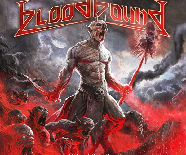 Power Metal-Review: BLOODBOUND – CREATURES OF THE DARK REALM