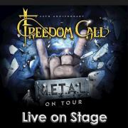 Batschkapp Sommergarten mit Freedom Call, Lacrimas Profundere, Thundermother und weiteren Metal- und Rockgrößen