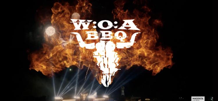 W:O:A BBQ – kostenloser Livestream am Samstag