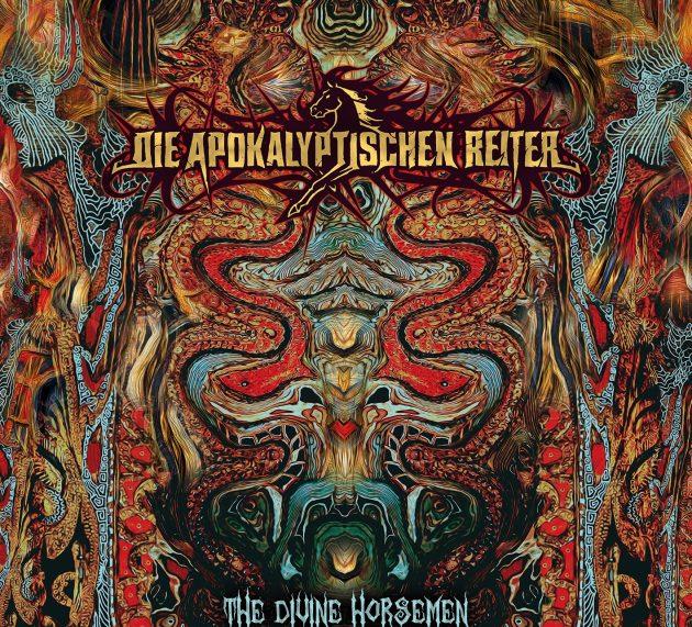 Metal-Review: DIE APOKALYPTISCHEN REITER – The Divine Horsemen – XXV Anniversary Sessions