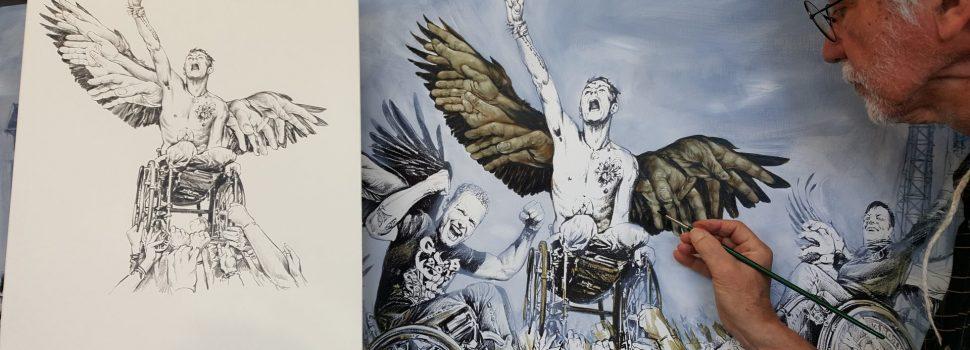 Interview mit Wacken- und Szene-Maler JENS RUSCH – Teil 1