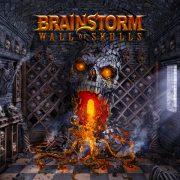 Metal-Review: BRAINSTORM – WALL OF SKULLS