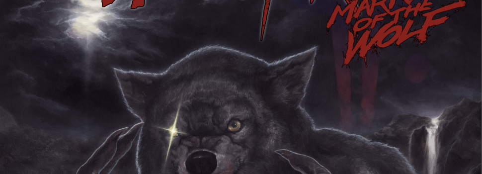 Metal-Review: Lycanthro – Mark of The Wolf