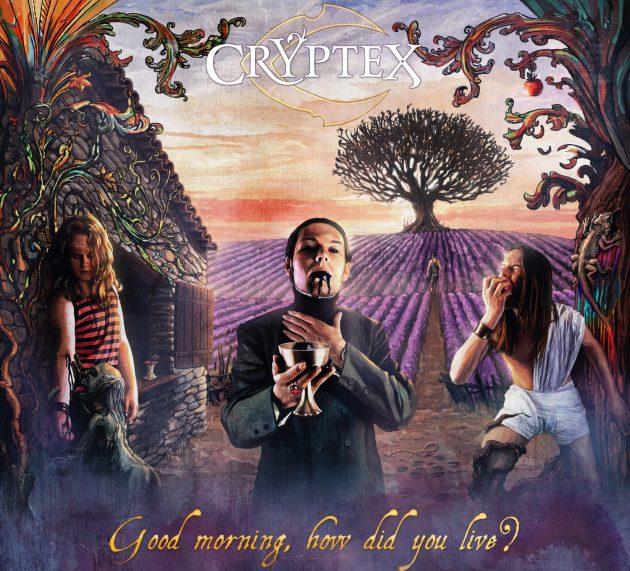 "Cryptex – Jubiläumsausgabe von ""Good Morning, How Did You Live"""