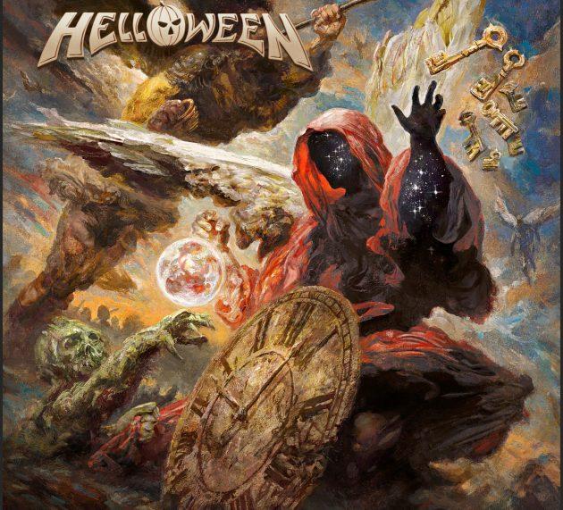 Heavy Metal-Review: Helloween – neues Album steigt auf Platz 1 der offiziellen deutschen Charts