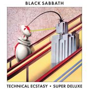 """BLACK SABBATH – """"TECHNICAL ECSTASY"""" DELUXE EDITION am 01. Oktober 2021"""