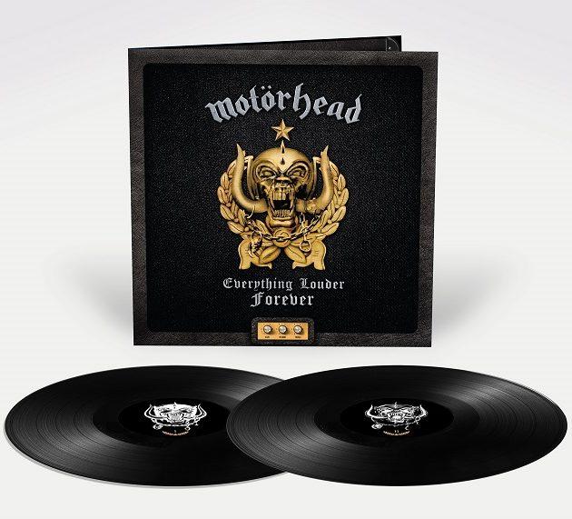 Motörhead – EVERYTHING LOUDER FOREVER